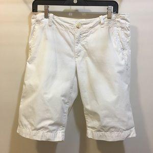 Ann Taylor LOFT size 6 boyfriend Bermuda shorts